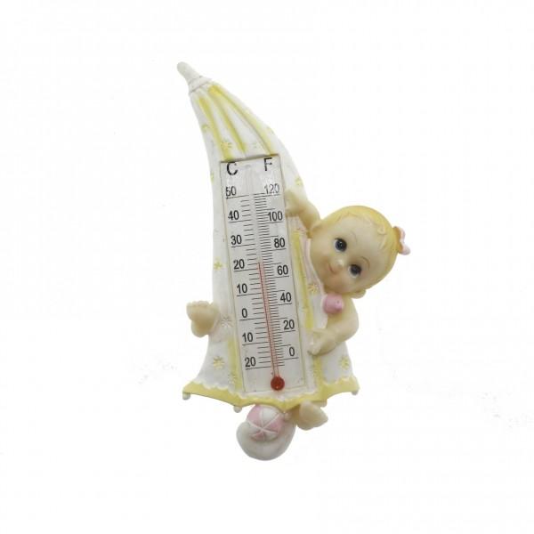 1 Adet 8x14cm Termometre Isı Ölçer Bebek