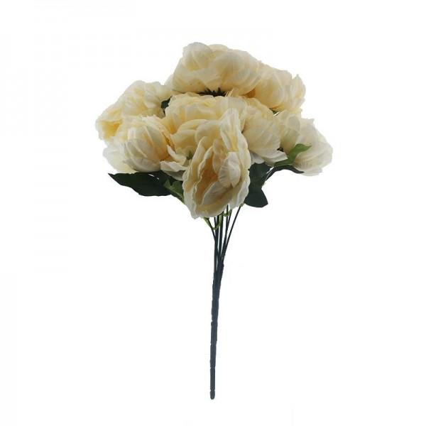 1 Demet Yapay Şakayık Çiçek 8li Çiçek