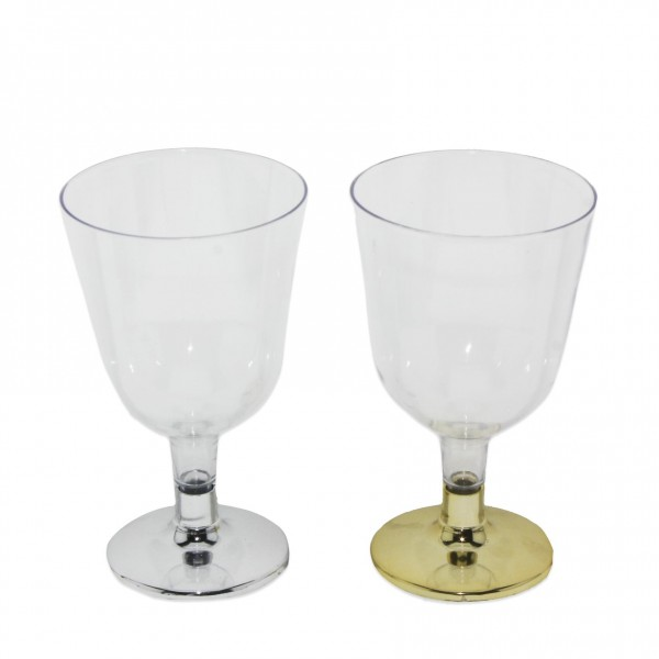 10 Adet Lohusa Bardağı Kadeh Parlak