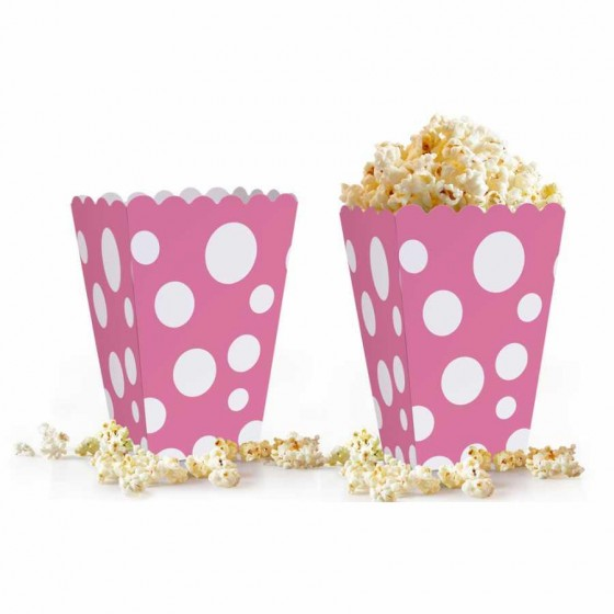 10 Adet Puanlı Mısır Kutusu Popcorn