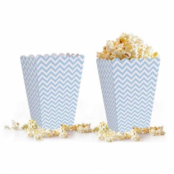 10 Adet Zigzag Mısır Kutusu Popcorn