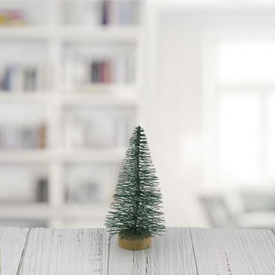 10x5cm Dekoratif Çam Ağacı