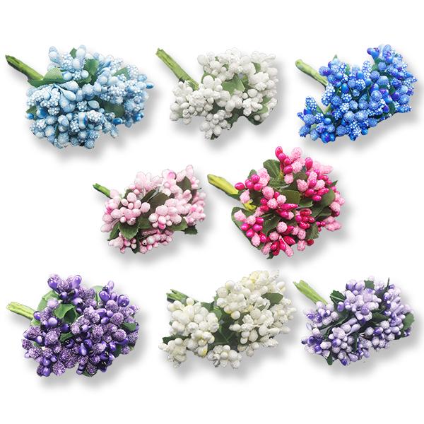 12 Demet (144 adet) İri Pıtırcık Tomurcuk Çiçek