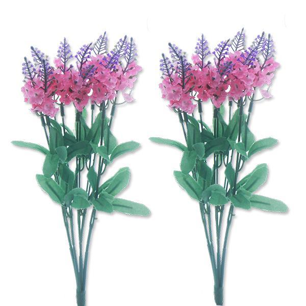 2 Demet (20 Adet) Lavanta Çiçeği