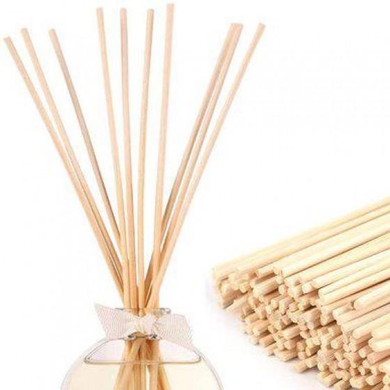 20 Adet 20cm Bambu Çubuk Oda Kokusu Çubuğu