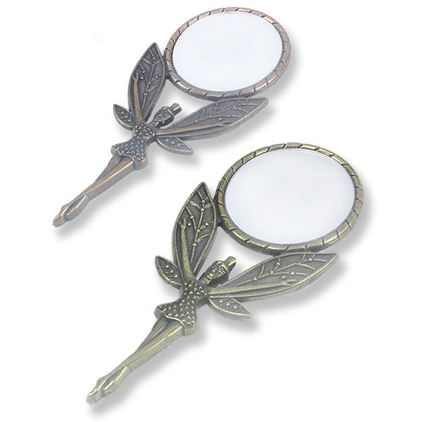 20 Adet Metal Peri Ayna