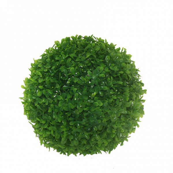 20cm Yapay Şimşir Çiçek Topu Dekorasyon