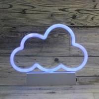 22cm Neon Led Bulut Aydınlatma