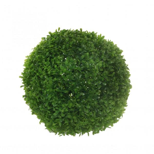 25cm Yapay Şimşir Çiçek Topu Dekorasyon