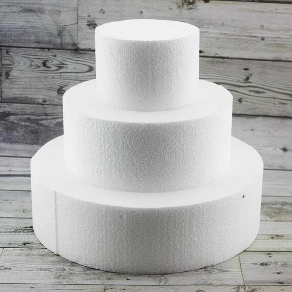 3 Katlı Strafor Maket Pasta