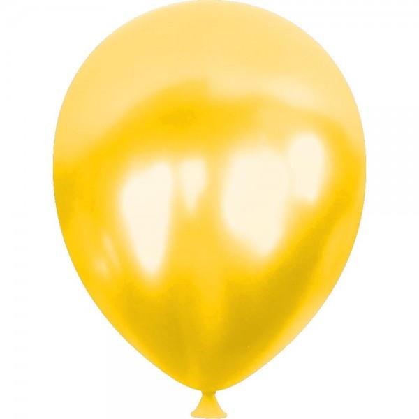 """30cm 10 Adet Metalik Balon 12"""""""