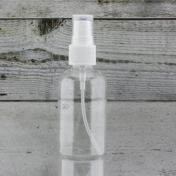 5 Adet 75ml  Plastik Şişe Sprey 3,5x11cm