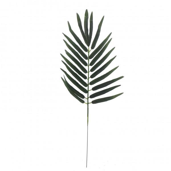 5 Adet Palmiye Ağacı Yaprağı 32x22cm Yapay
