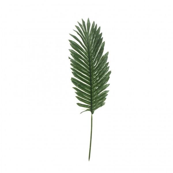 5 Adet  Palmiye Ağacı Yaprağı Yapay 40x18cm