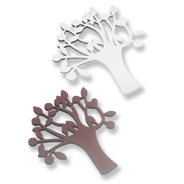 50 Adet 8x9cm Ahşap Ağaç Hayat Ağacı