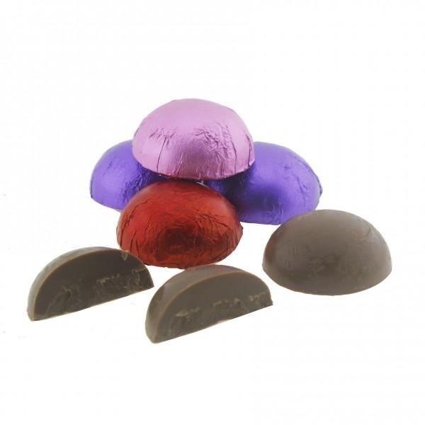 500gr Yarım Kilo Renkli Sargılı Çikolata Dolgulu