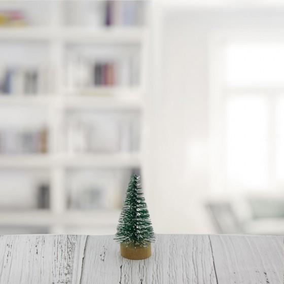 5x2cm Mini Dekoratif Çam Ağacı