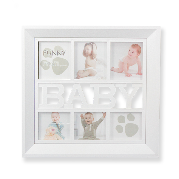 Baby 6 Gözlü Fotoğraf Çerçevesi