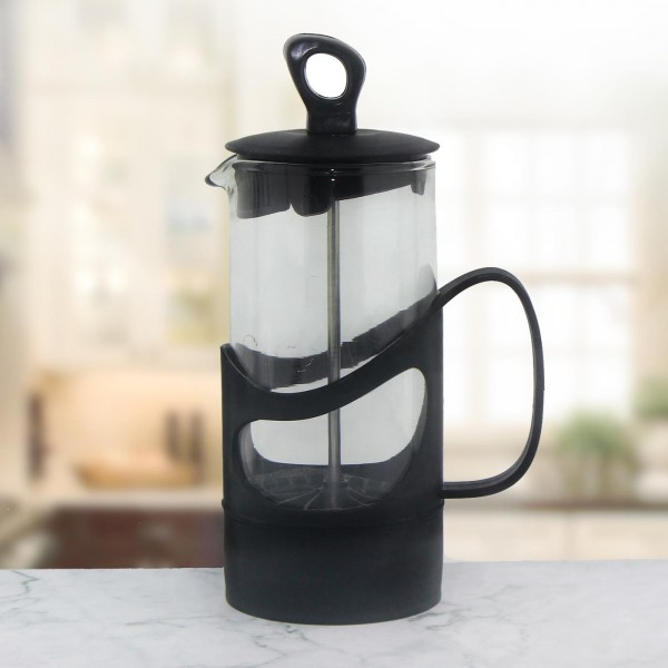 Filtre Kahve Hediye Kutusu Devetabanı LED Aydınlatma ve Frenh Pressli