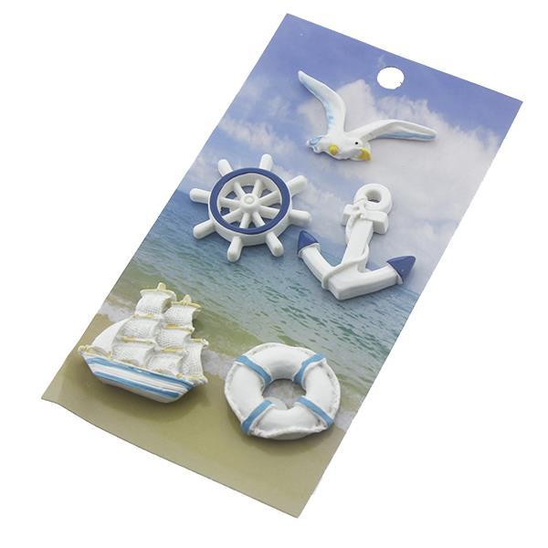 Karışık Denizcilik Bibloları Deniz Yelkenli