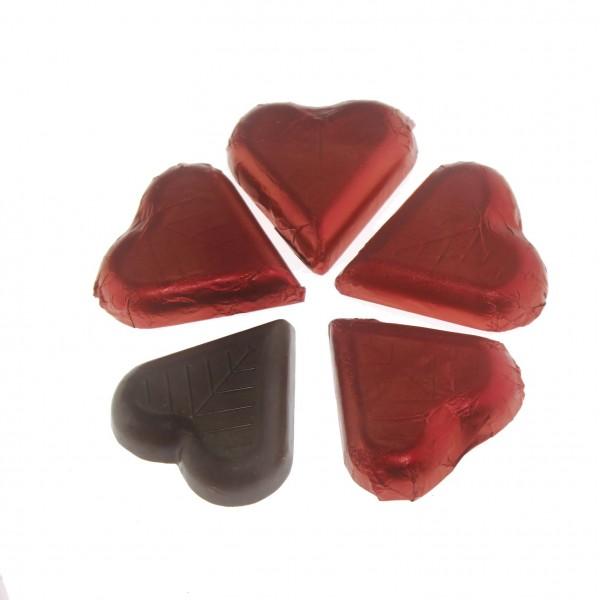 Sevgiliye Hediye Kutusu Neon Kalp Aydınlatma ve Çikolatalı