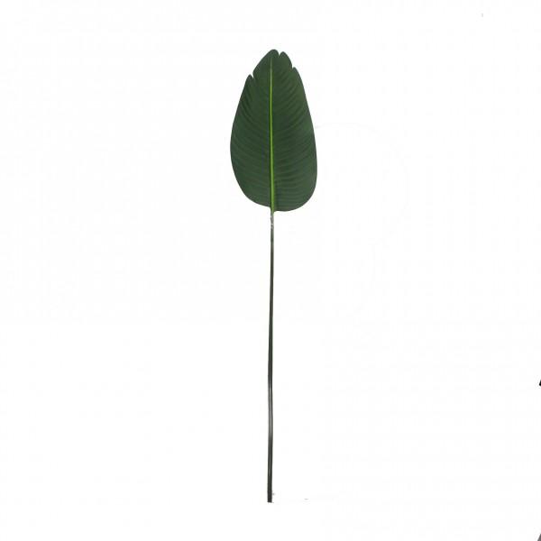 Yapay Muz Ağacı Yaprağı 18x32cm