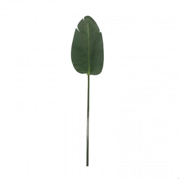 Yapay Muz Ağacı Yaprağı 24x44cm